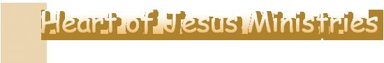 Heart of Jesus Ministries